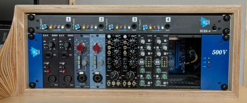 Pre-amps 1